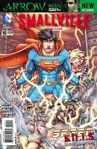 Smallville S11 I10 - Cover A