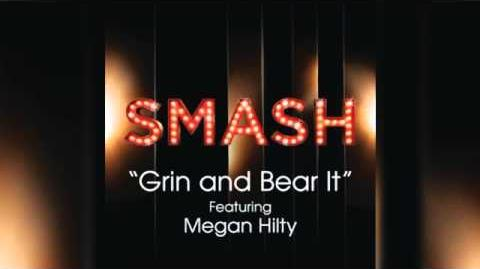 Grin and Bear It - SMASH Cast