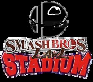 Smash Bros Lawl Stadium Logo
