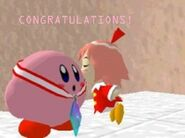 Abilities kirby congratulations