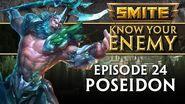 SMITE Know Your Enemy 24 - Poseidon