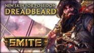 New Poseidon Skin Dreadbeard