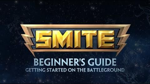 SMITE Beginner's Guide - Welcome to the Battleground