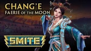 SMITE God Reveal - Chang'e, Faerie of The Moon