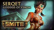 SMITE - God Reveal - Serqet, Goddess of Venom