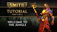 SMITE Tutorial Part 3 - The Jungle