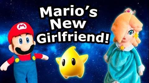 Mario S New Girlfriend Supermariologan Wiki Fandom