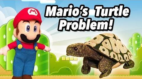 Mario S Turtle Problem Supermariologan Wiki Fandom