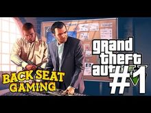 GTA V (Backseat Gaming)