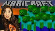 Minecraft Shelter Wars