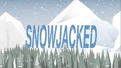 Snowjacked Title