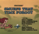 The Smurfs That Time Forgot