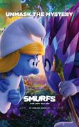 Smurfette 2017 Movie Poster