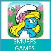 Smurfs games