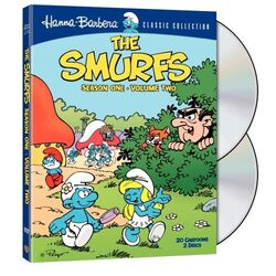 Smurfs Season 1 Volume 2