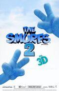 Smurfs 2 Poster