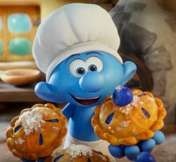 Baker Smurf 2017 Movie
