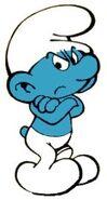 Grouchy Smurf 1