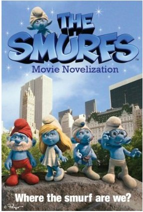 Smurfs Movie Novel