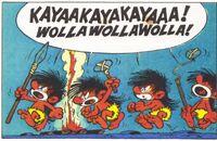 Swoofs Comic Book