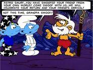 Grandpa Swoof Fanfiction
