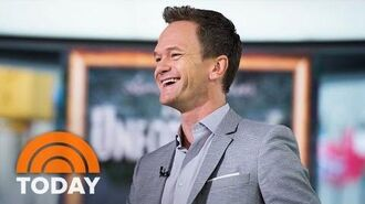 Neil Patrick Harris On 'Series Of Unfortunate Events' 'It's Super Fun' To Be Evil TODAY