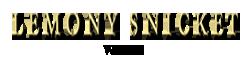 Lemony Snicket Wiki