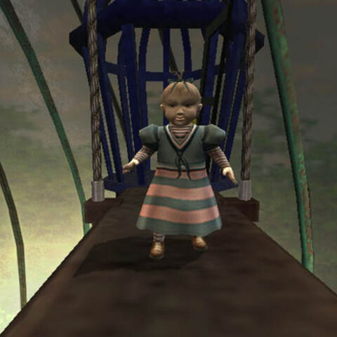 Sunny Baudelaire in a video game adaption
