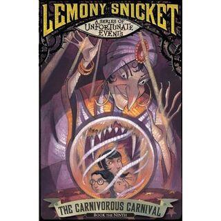 <i>The Carnivorous Carnival</i> (UK Paperback)