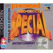 Neogeocd special