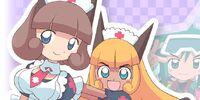 Retam and Merry