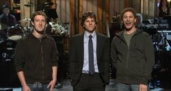 SNL Mark Zuckerberg