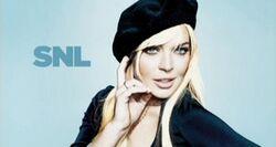 SNL Lindsay Lohan