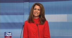 SNL Kristen Wiig - Michele Bachmann