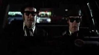 Blues Brothers - Mall Car Chase