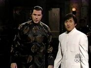 SNL Will Ferrell - Steven Seagal