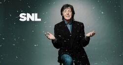 SNL Paul McCartney