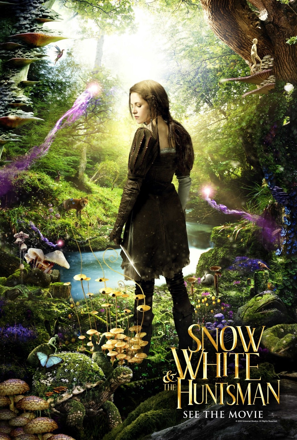 snow white and the huntsman snow white and the huntsman. Black Bedroom Furniture Sets. Home Design Ideas