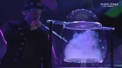 Marco Zoppi - The Art of Bubbles - Live in Belgium