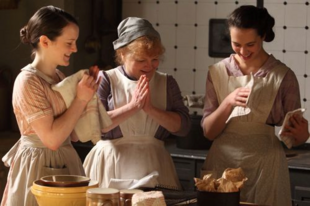 Lady Sybil's triumph in cooking