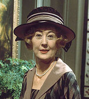 Joan Benham in Upstairs Downstairs