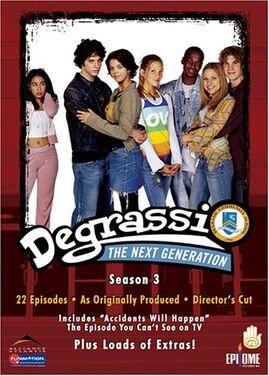 Degrassi season 3