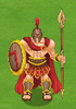 Social empires- spearman gladiator