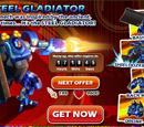 Steel Gladiator