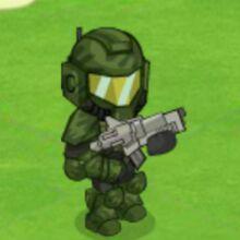 Soldier V