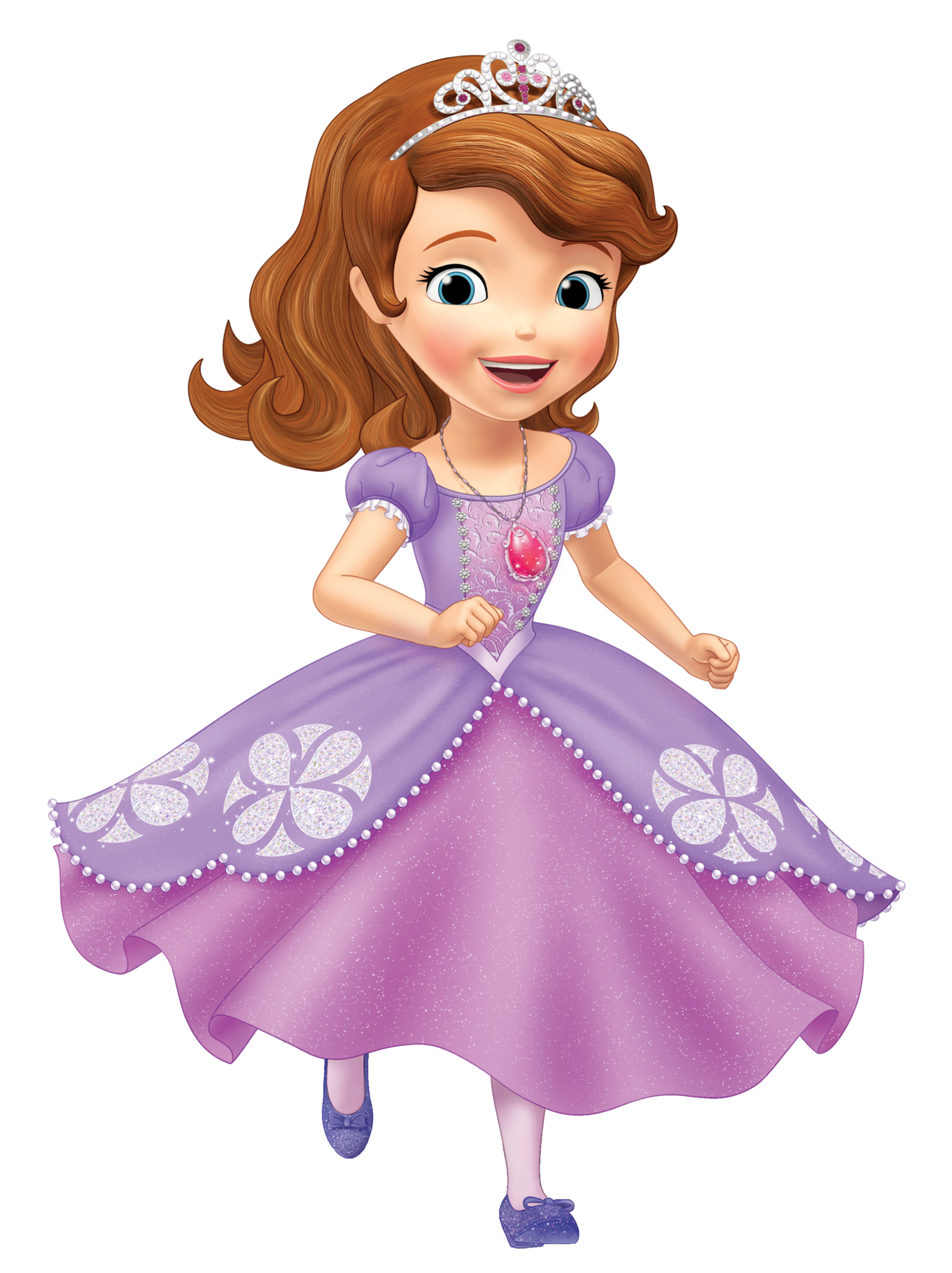 Assured, disney princess sofia the first has