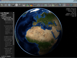 NASA World Wind-screenshot