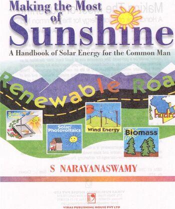 Handbook of Solar Energy for the Common Man