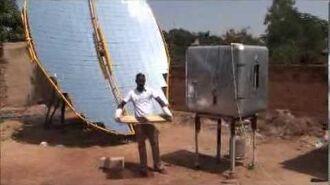 Solar Bakery Burkina Faso