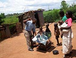 Ron Mutebi Uganda photo 9-1-10